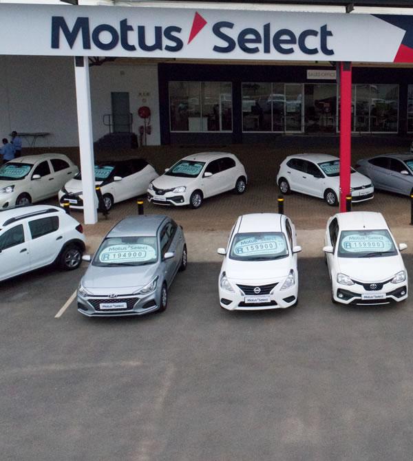 Motus SA automotive company on the move