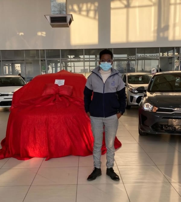 Kia South Africa says 'YES' to providing the youth with work opportunities